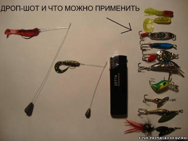 наживка на щуку и крючки